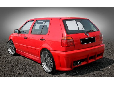 VW Golf 3 Extreme Rear Bumper