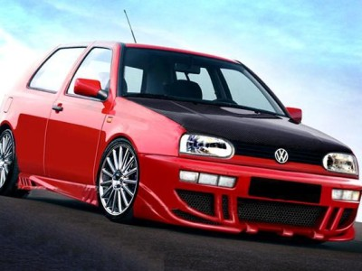 VW Golf 3 GT Front Bumper