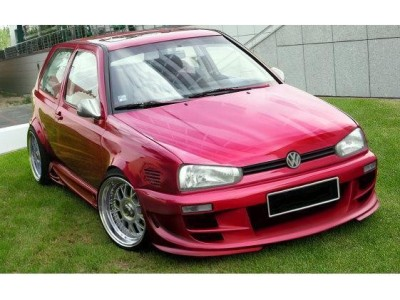 VW Golf 3 GTX Front Bumper