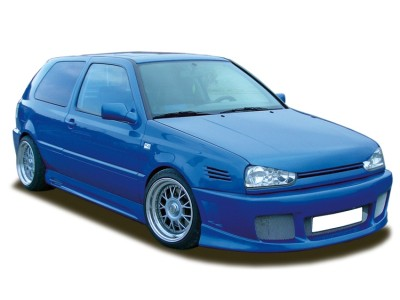 VW Golf 3 GTX-Race Clean Front Bumper