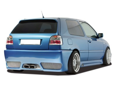 VW Golf 3 GTX-Race Rear Bumper