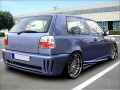 VW Golf 3 H-Design Rear Bumper