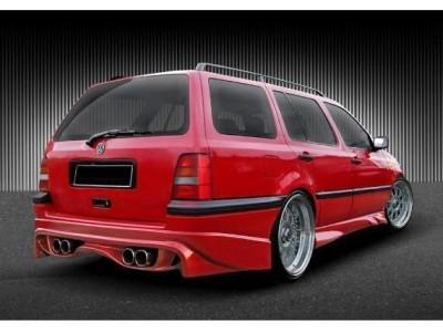 VW Golf 3 Kombi PR Rear Bumper
