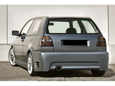 VW Golf 3 Krater Rear Bumper