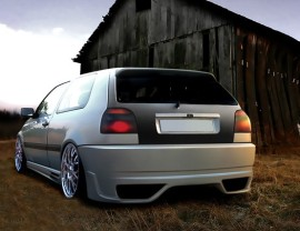 VW Golf 3 M-Style Rear Bumper