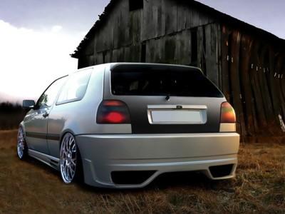 VW Golf 3 M-Style Rear Bumper