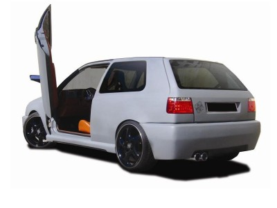 VW Golf 3 Moon Rear Bumper