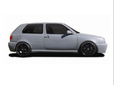 VW Golf 3 Moon Side Skirts