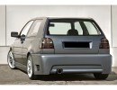 VW Golf 3 Praguri Krater