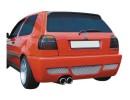 VW Golf 3 RS Rear Bumper