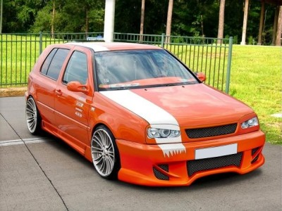 VW Golf 3 Radical Side Skirts