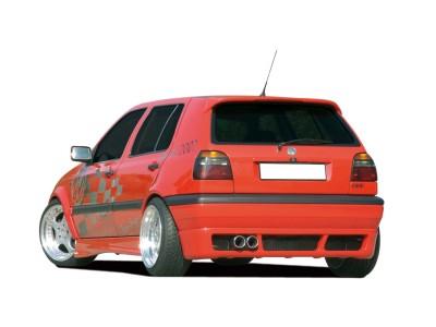 VW Golf 3 Recto Rear Bumper Extension