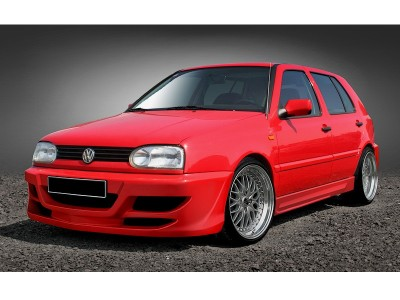 VW Golf 3 Storm Side Skirts