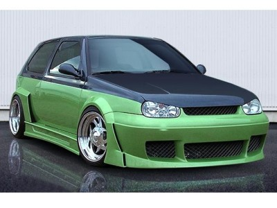 VW Golf 3 Streetfighter Wide Body Kit