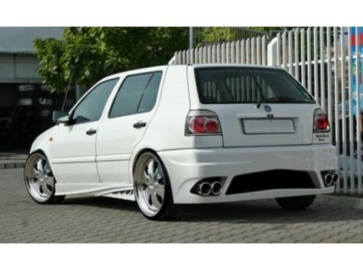 VW Golf 3 V-Design Rear Bumper