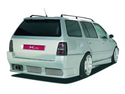 VW Golf 3 Variant C-Line Rear Bumper