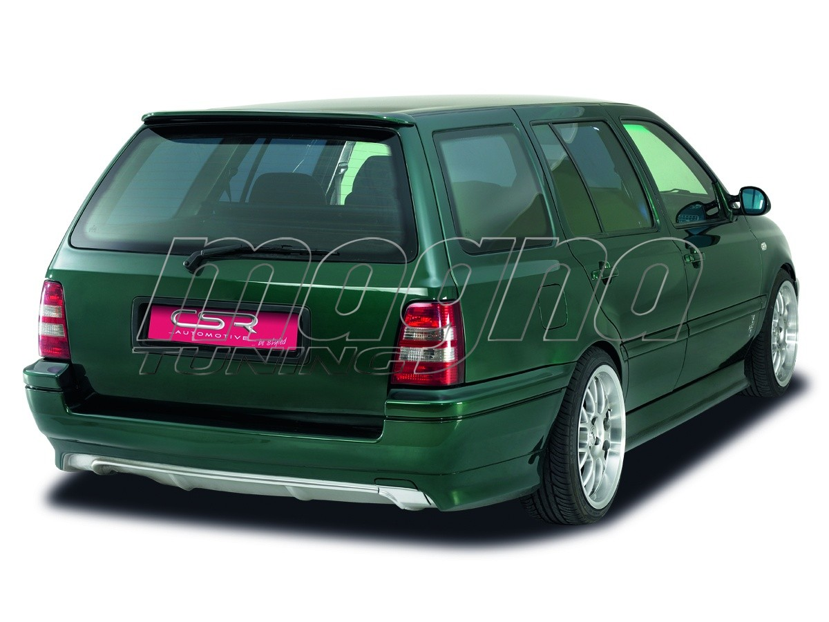 vw golf 3 variant newline rear bumper extension. Black Bedroom Furniture Sets. Home Design Ideas