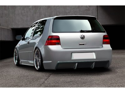 VW Golf 4 Apex Rear Bumper