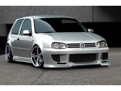 VW Golf 4 Apex Side Skirts
