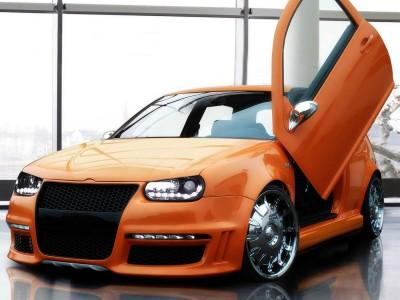 VW Golf 4 Bara Fata Raver