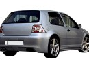 VW Golf 4 Bara Spate Ghost