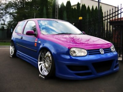 VW Golf 4 Body Kit H-Design