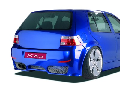VW Golf 4 CX2-Line Rear Bumper