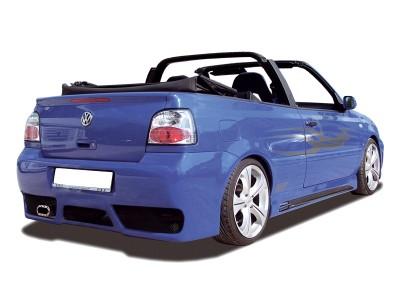 VW Golf 4 Cabrio GTX-Race Heckstossstange