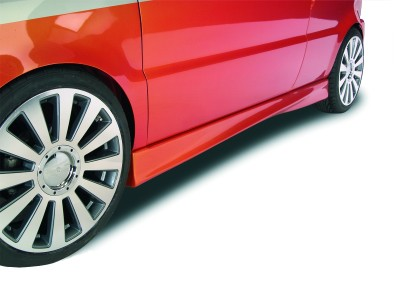 VW Golf 4 Convertible NewStyle Side Skirts