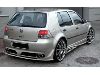 VW Golf 4 DJX Side Skirts