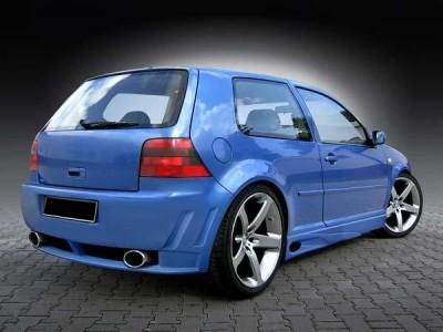 VW Golf 4 Demon Heckstossstange
