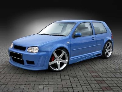VW Golf 4 Demon Side Skirts