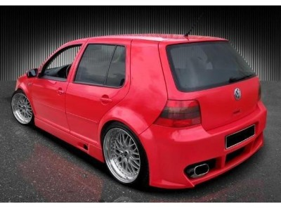 VW Golf 4 Evolution Rear Bumper