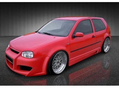 VW Golf 4 Evolution Side Skirts
