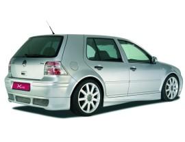 VW Golf 4 Extensie Bara Spate XL2-Line