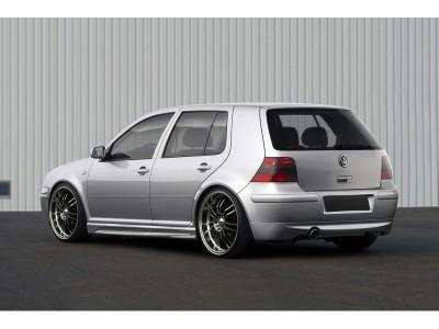 VW Golf 4 Extreme Seitenschwellern