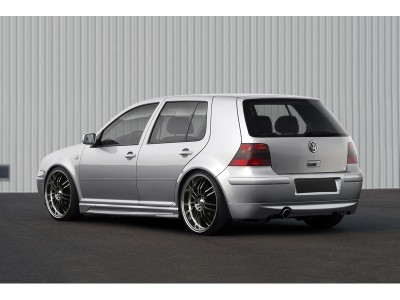 VW Golf 4 Extreme Side Skirts