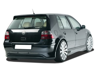 VW Golf 4 GTI Rear Bumper Extension