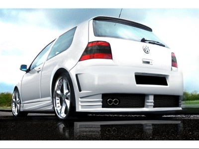 VW Golf 4 GTR Rear Bumper