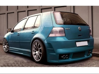 VW Golf 4 GTS Rear Bumper