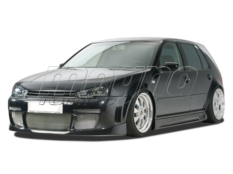 vw golf 4 gtx race body kit. Black Bedroom Furniture Sets. Home Design Ideas