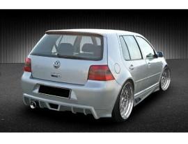 VW Golf 4 KX-Racing Rear Bumper