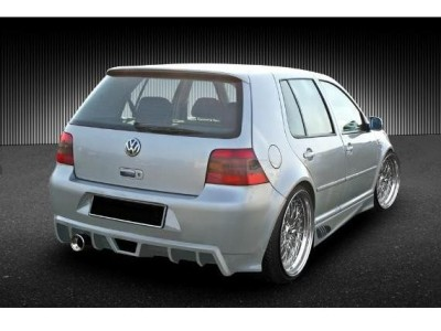 VW Golf 4 KX-Racing Rear Bumper