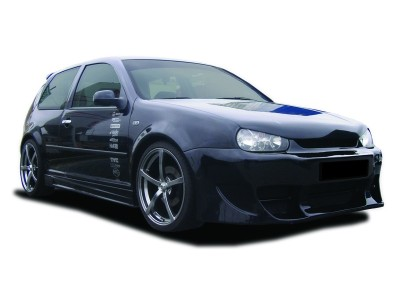 VW Golf 4 Krom Front Bumper