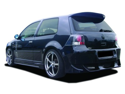 VW Golf 4 Krom Rear Bumper