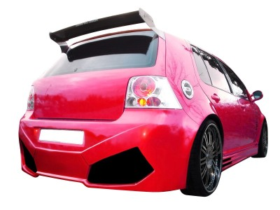 VW Golf 4 Lambo Rear Bumper
