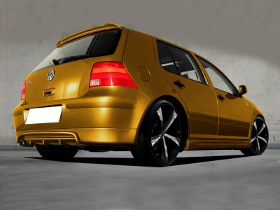 VW Golf 4 M-Line Rear Bumper Extension