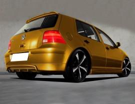 VW Golf 4 M-Line Side Skirts