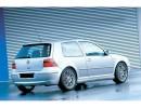 VW Golf 4 MX Rear Bumper Extension