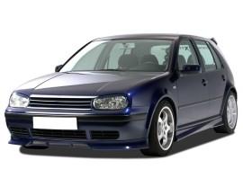 VW Golf 4 N2 Front Bumper Extension